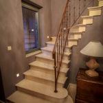 Natuursteen DeSchrijver | Klassieke trappen